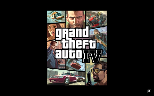 Click to view full size image  ==============  GTA IV Box Art Official GTA IV box art (2560x1600) Keywords: art, gta, 4